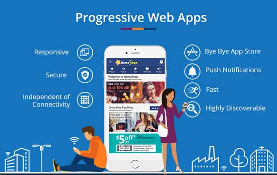 Progressive Web Apps by Stratatomic