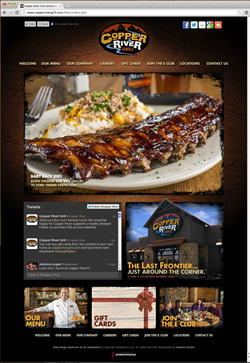 www.copperrivergrill.com