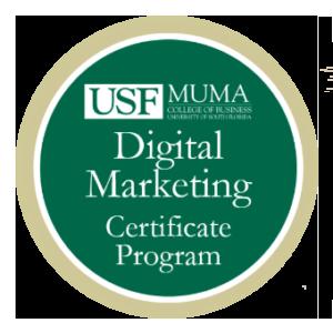 USF Digital Marketing Certificate
